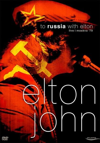 Elton John - To Russia With Elton - Live In Moskva 1979 - DVD - Film