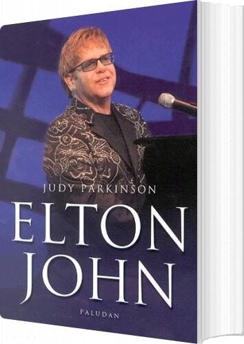 Image of   Elton John - Judy Parkinson - Bog