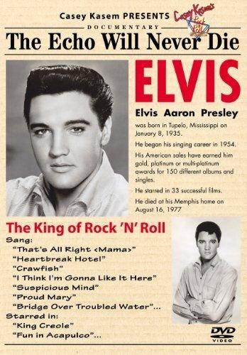 Image of   Elvis Presley: Echo Will Never Die - DVD - Film