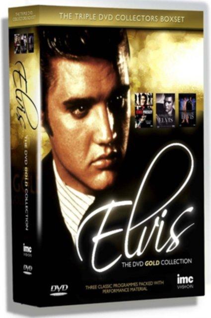 Billede af Elvis Presley Elvis - The Gold Collection - DVD - Film