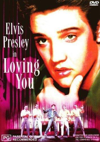 Image of   Elvis Presley: Loving You - DVD - Film