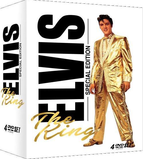 Billede af Elvis Presley Special Edition - The King - DVD - Film