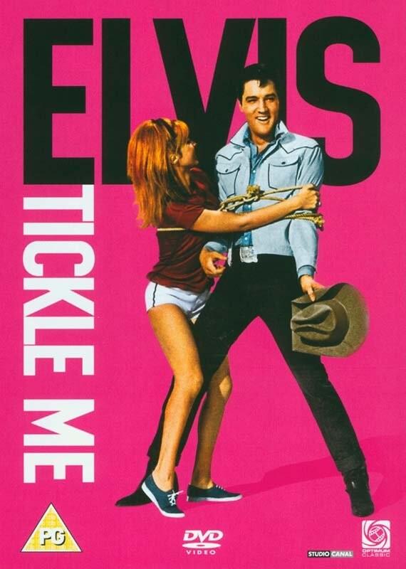 Image of   Elvis Presley: Tickle Me - DVD - Film