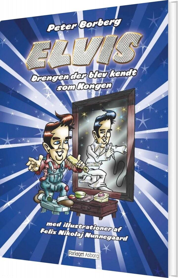 Elvis - Peter Borberg - Bog