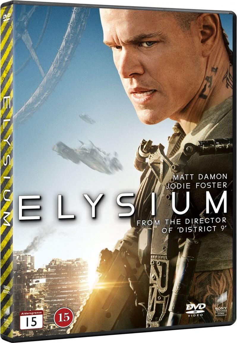 Image of   Elysium - DVD - Film