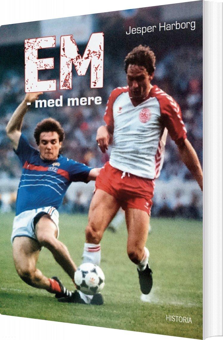 Image of   Em Med Mere - Jesper Harborg - Bog