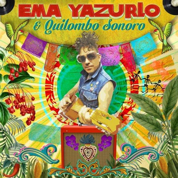 Image of   Ema Yazurlo & Quilombo Sonoro - Ema Yazurlo & Quilombo Sonoro - CD