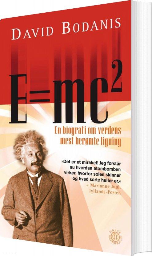 Image of   E=mc2 - David Bodanis - Bog