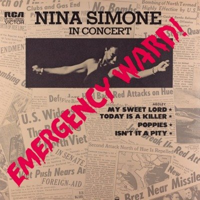 Nina Simone - Emergency Ward - Vinyl / LP