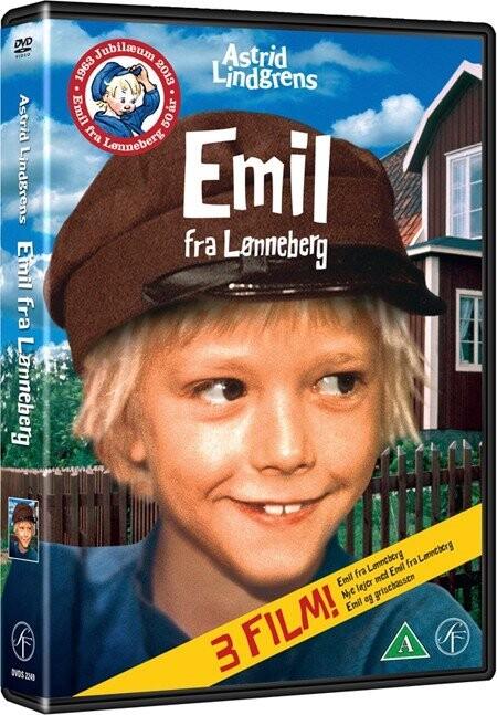 Billede af Emil Fra Lønneberg - 50 års Jubilæumsbox - DVD - Film