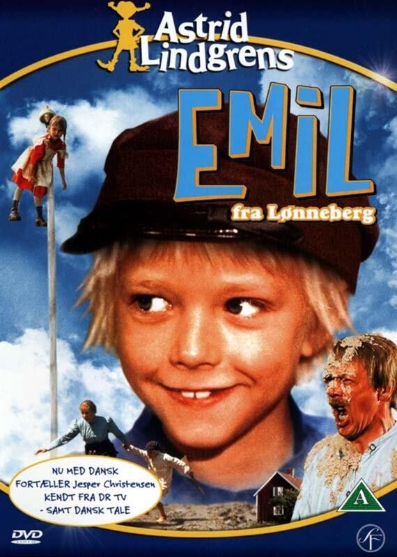 Billede af Emil Fra Lønneberg - DVD - Film