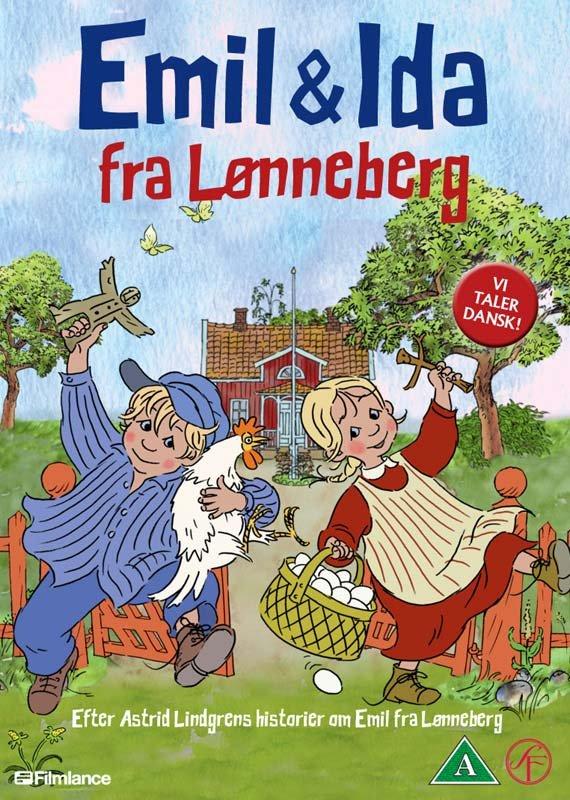 Billede af Emil Og Ida Fra Lønneberg - DVD - Film