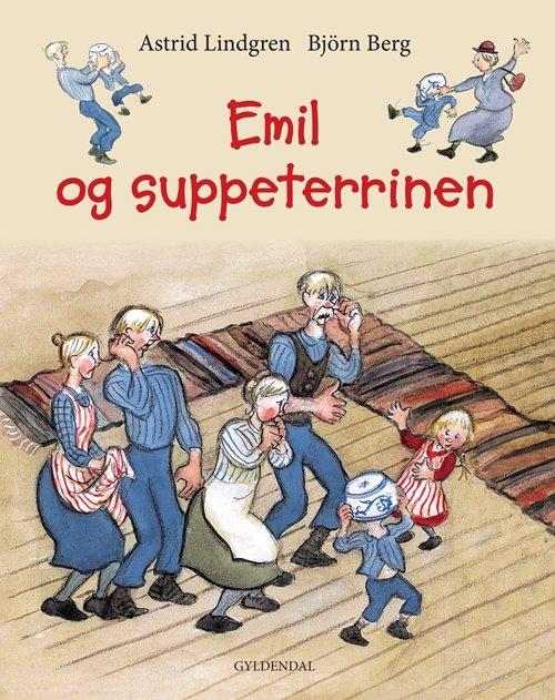 Billede af Emil Og Suppeterrinen - Astrid Lindgren - Bog