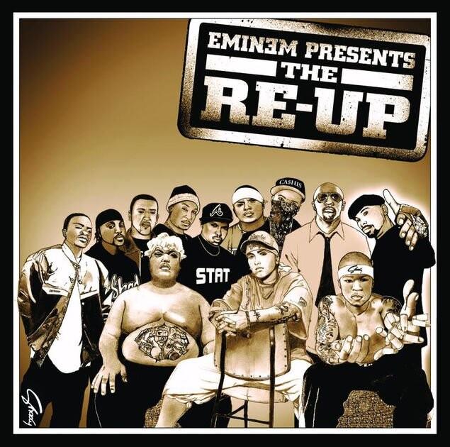 Image of   Eminem - Eminem Presents The Re-up - CD