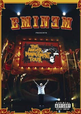 Eminem Presents - The Anger Management Tour - DVD - Film