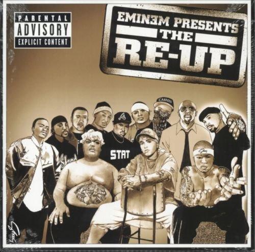 Image of   Eminem - Eminem Presents: The Re-up - Vinyl / LP
