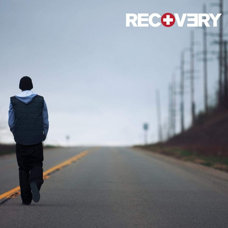 Image of   Eminem - Recovery - CD