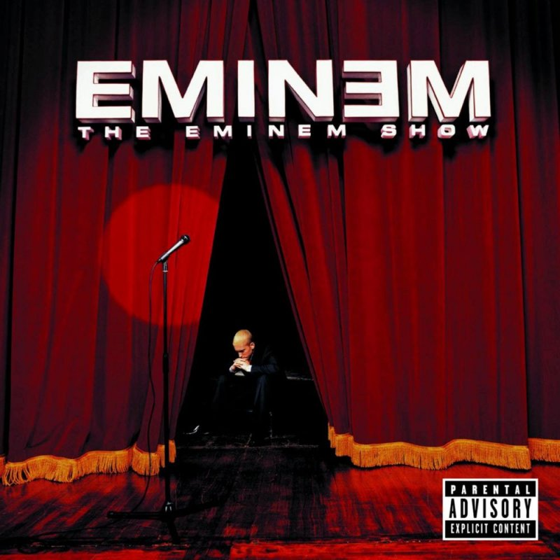 Image of   Eminem - The Eminem Show - CD