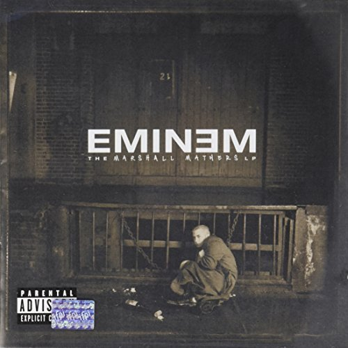 Image of   Eminem - The Marshall Mathers Lp - CD