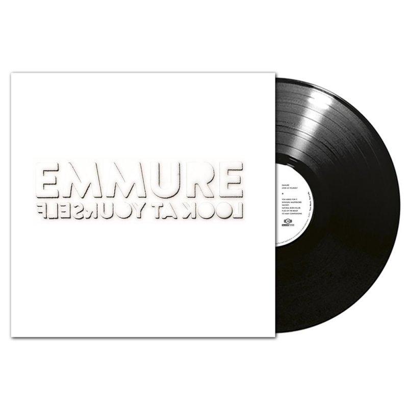 Image of   Emmure - Look At Yourself - Black Vinyl - Vinyl / LP