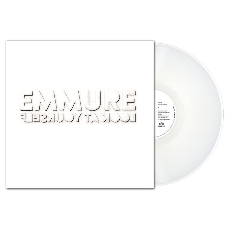 Emmure - Look At Yourself - White Vinyl - Vinyl / LP