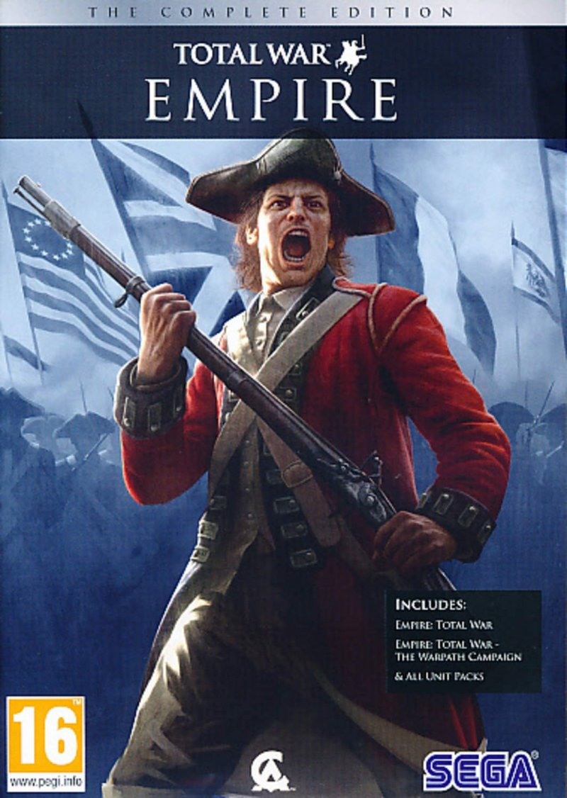 Image of   Empire Total War Complete Edition - PC