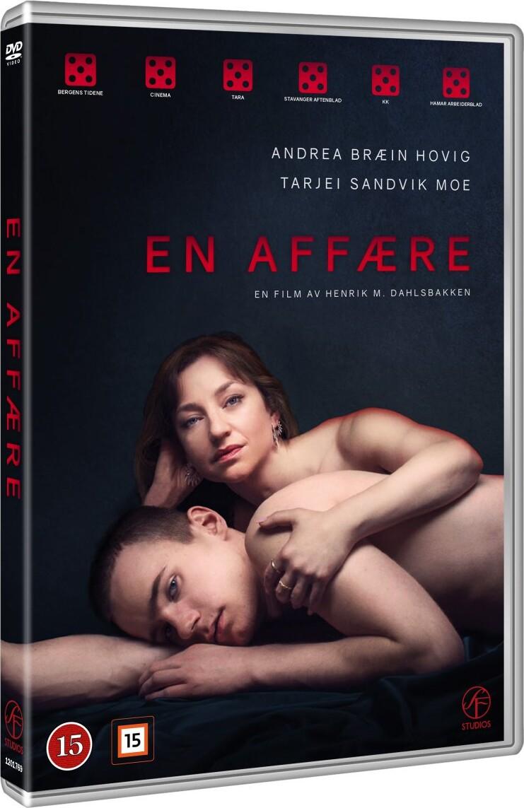 Image of   En Affære - DVD - Film