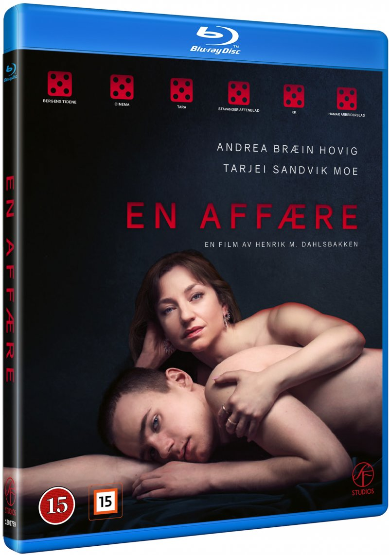 Image of   En Affære - Blu-Ray