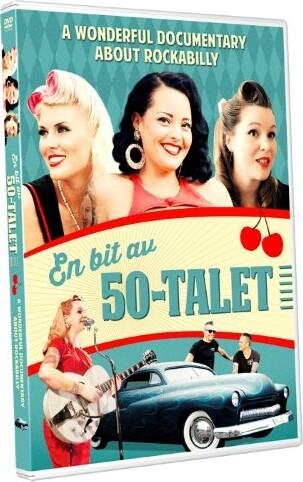 Image of   En Bit Av 50 Talet - DVD - Film