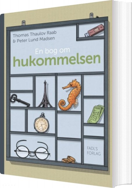 Image of   En Bog Om Hukommelsen - Peter Lund Madsen - Bog