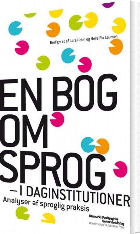 En Bog Om Sprog - Lars Holm - Bog