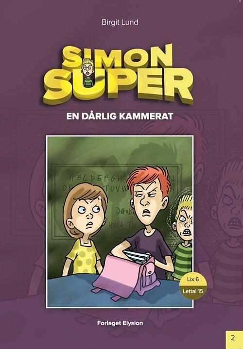 En Dårlig Kammerat - Birgit Lund - Bog