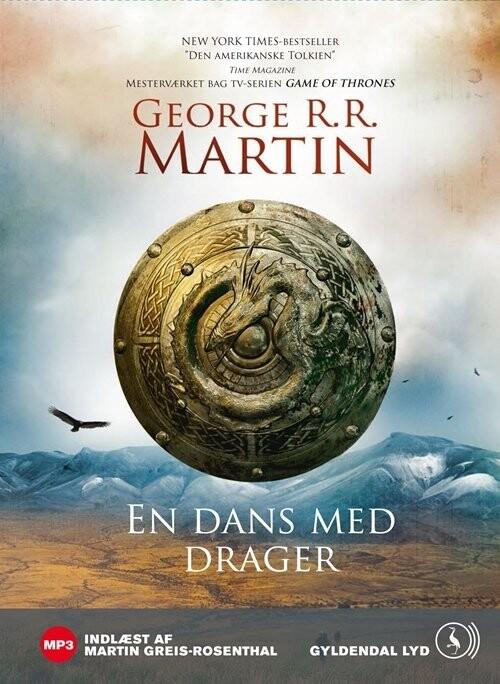 Image of   En Dans Med Drager - George R. R. Martin - Cd Lydbog