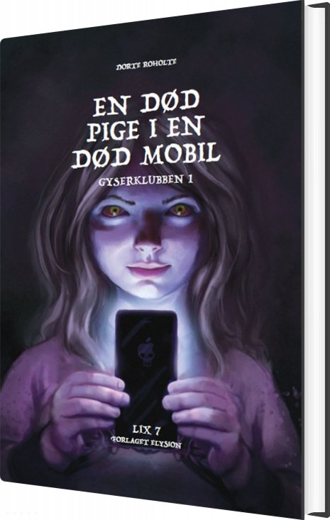 Image of   En Død Pige I En Død Mobil - Dorte Roholte - Bog