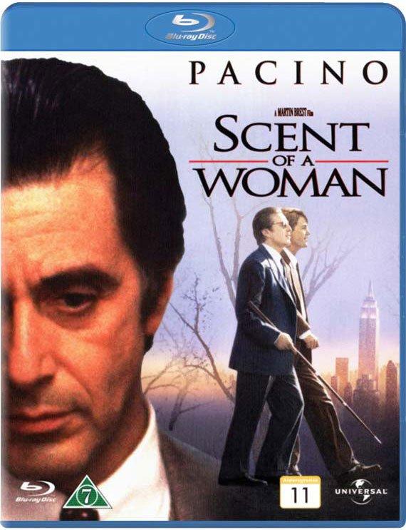 en duft af kvinde
