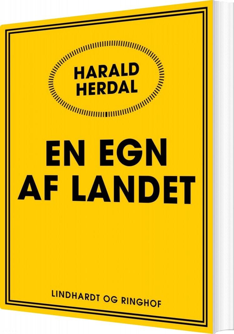 Image of   En Egn Af Landet - Harald Herdal - Bog
