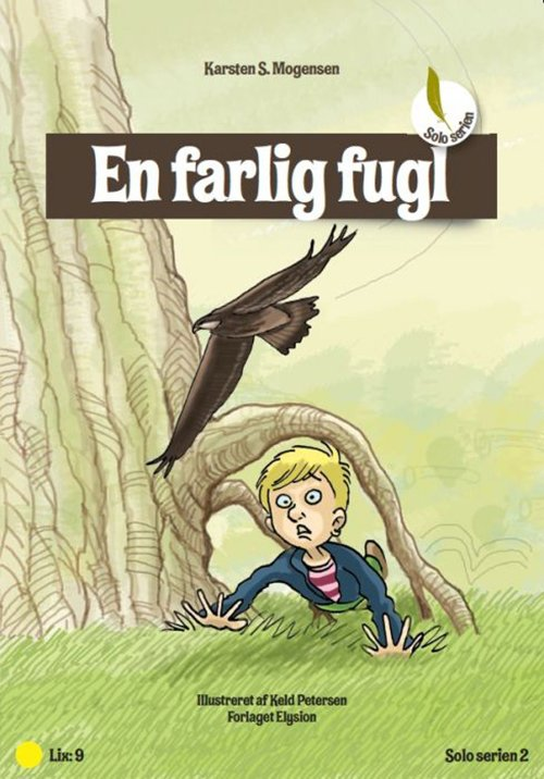 Billede af En Farlig Fugl - Karsten S. Mogensen - Bog