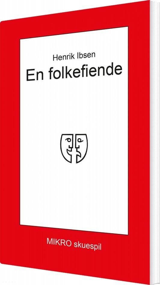 En Folkefiende - Henrik Ibsen - Bog