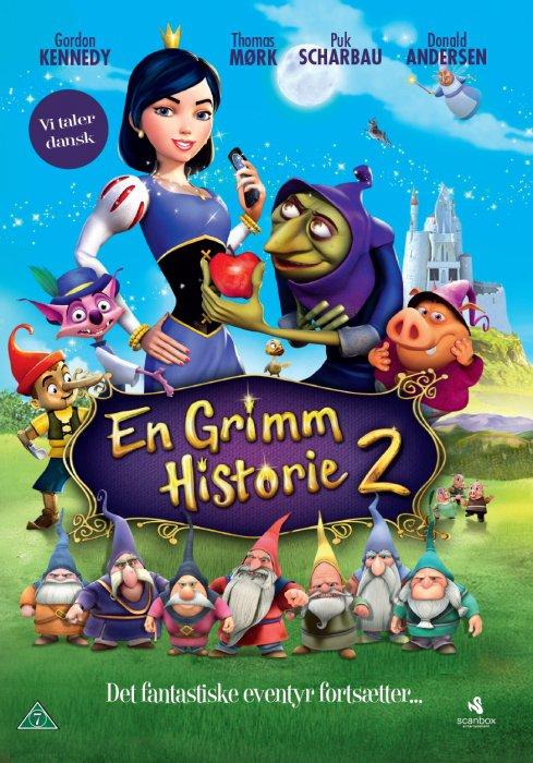 Billede af En Grimm Historie 2 - DVD - Film