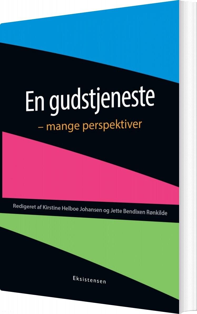 Image of   En Gudstjeneste - Kirstine Helboe Johansen - Bog