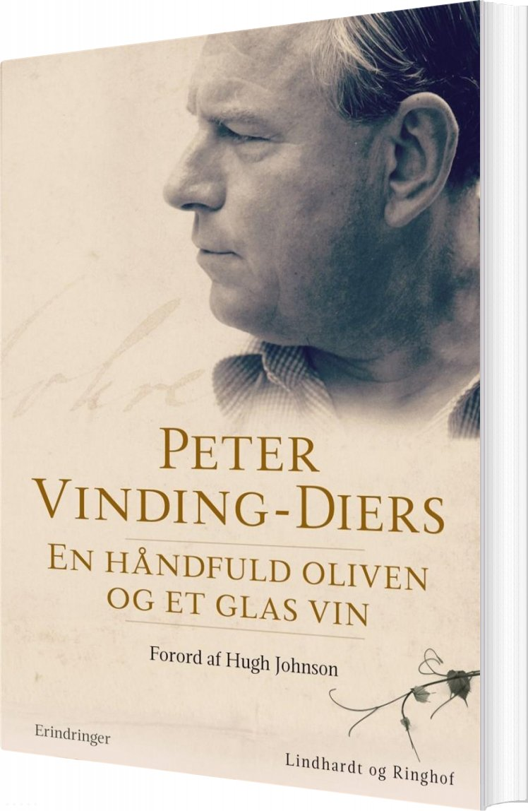 En Håndfuld Oliven Og Et Glas Vin - Hugh Johnson - Bog