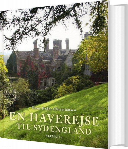 Image of   En Haverejse Til Sydengland - Hans Peder Christiansen - Bog