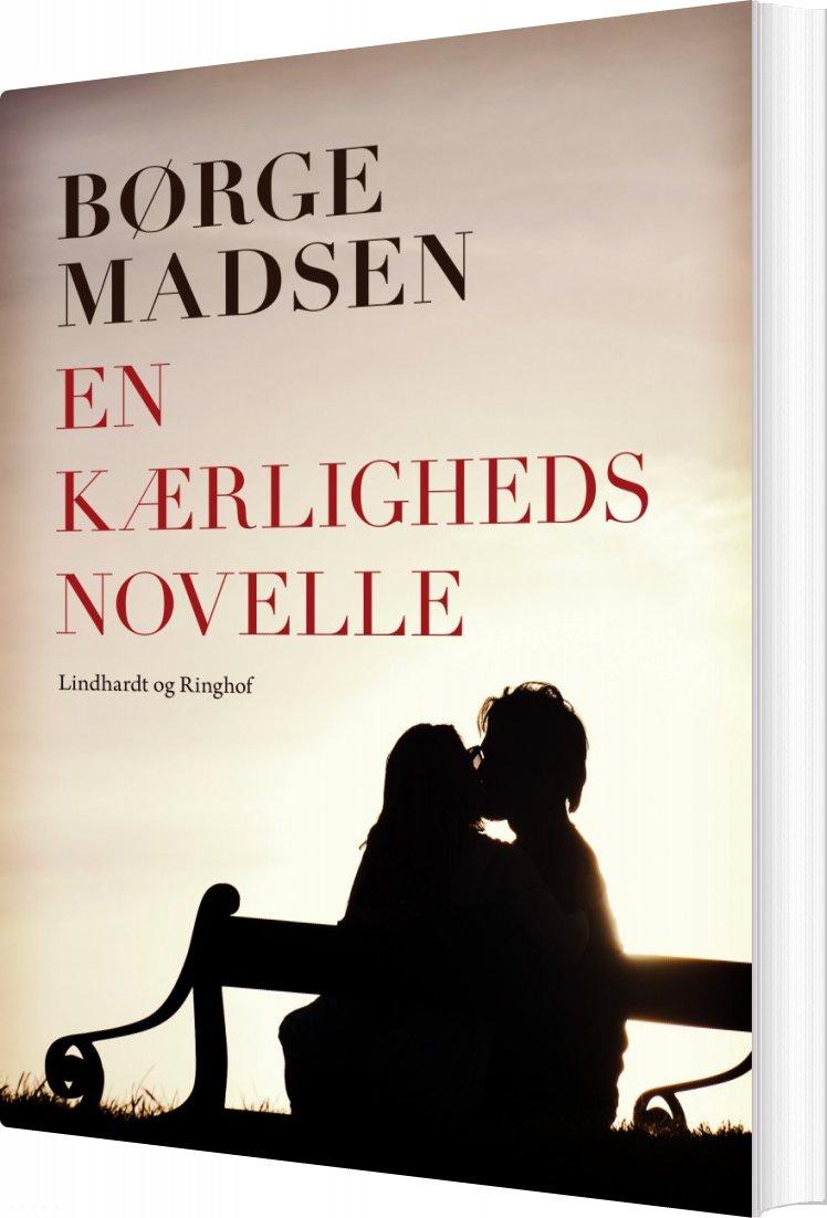En Kærlighedsnovelle - Børge Madsen - Bog