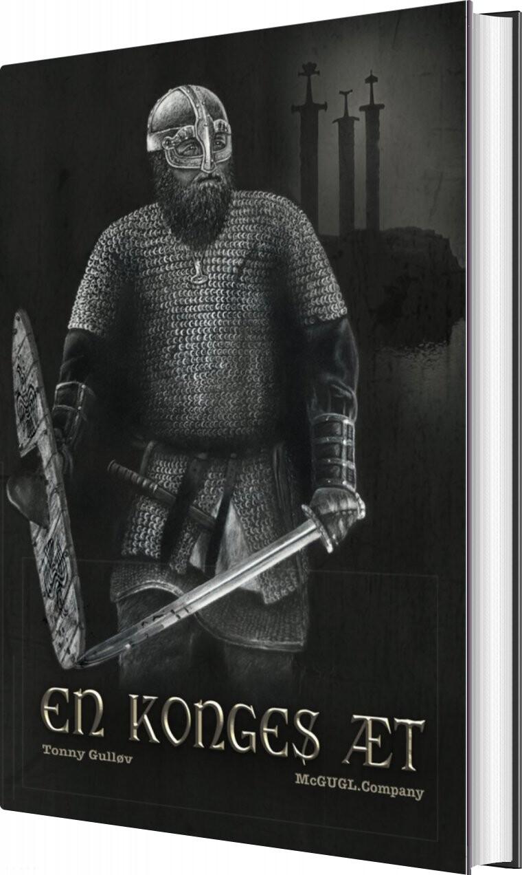 Image of   En Konges æt - Tonny Gulløv - Bog