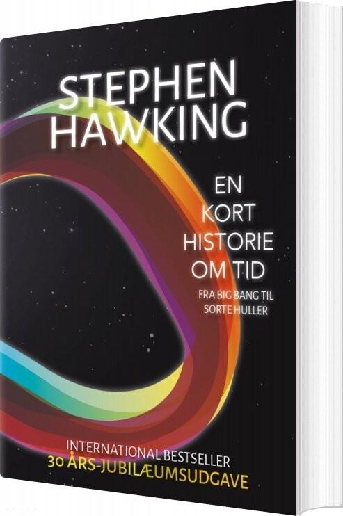 Image of   En Kort Historie Om Tid - Stephen Hawking - Bog