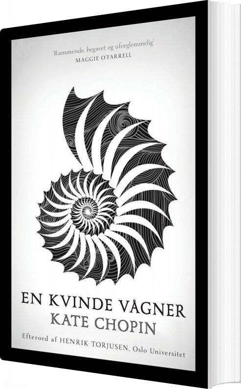 En Kvinde Vågner - Kate Chopin - Bog