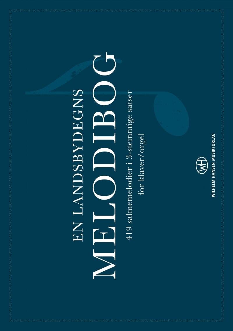 Image of   En Landsbydegns Melodibog - Ole Ugilt Jensen - Bog