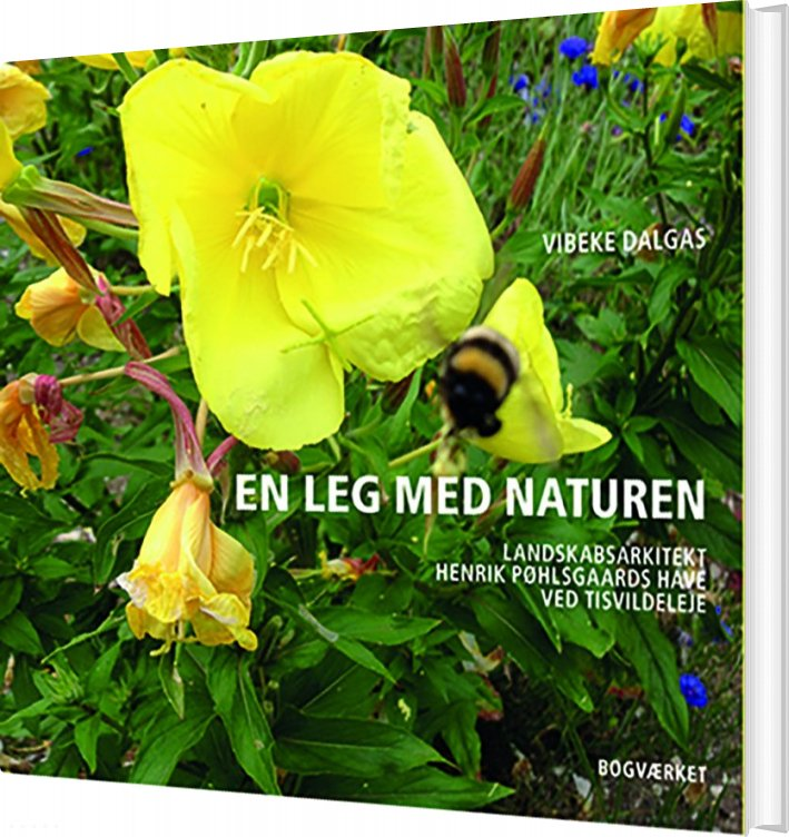 Image of   En Leg Med Naturen - Vibeke Dalgas - Bog
