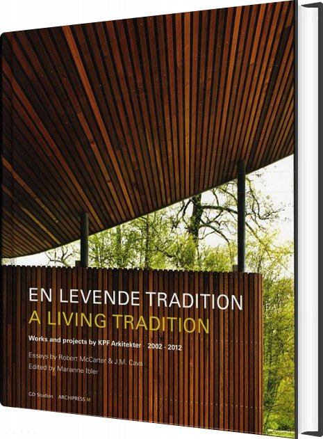 Billede af En Levende Tradition - A Living Tradition - Robert Mccarter - Bog