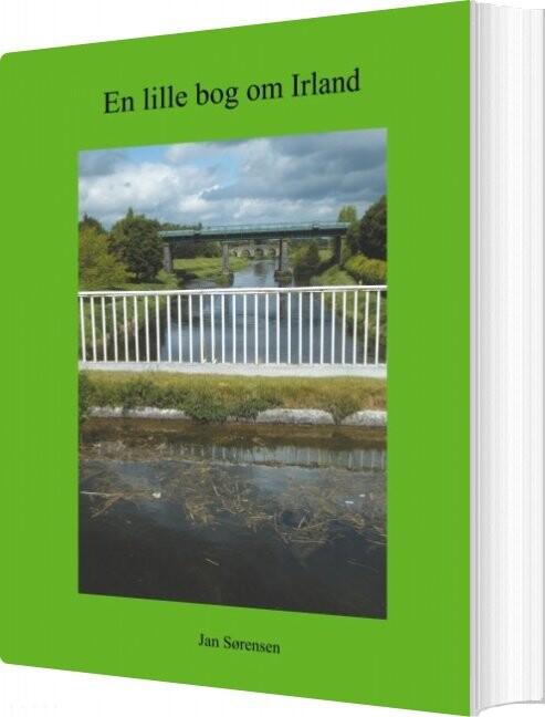 Billede af En Lille Bog Om Irland - Jan Sørensen - Bog